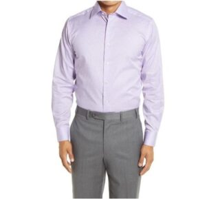 Father's Day is only a weekend away!   And let's face it, a bright floral print is not for everyone! 🌺  The more understated dad will appreciate the subtle pattern and sleek cut of this cool and crisp spring-forward oxford in a fetching shade of lilac. 💜   Check out the Trim Fit Micro Floral Print Dress Shirt by @daviddonahuemenswear, now in the shop (link in bio) 👆   See what else is blooming in our shop (link in bio) 👆  for Father's Day and every day. 💐   FOLLOW @theflowry for best in bloomcraft for people, spaces and occasions.  #gifts #giftideas #fathersdaygifts #giftsfordad #giftsforhim #lovemydad #dadsday #daddy #fatherhood #floralinspired #floralmotif #floralchic #florallife #allthingsfloral #menswear #menstyle #menwithstyle #gentlemanstyle #streetstyle #streetwear #wordonthestreet #dapper #business #fashion #lifestyle #rollupyoursleeves #dressthepart