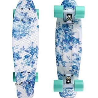 Skating in where we left off with this spiffy and nostalgic, 22 inch ride by @lmaiboards. From the cool blue floral print to the minty wheels, this cruiser is all about free-spirited, flowery fun. 💙   For those just catching up, The Flowry (@theflowry) is inspired by our longstanding love of everything - and we mean everything - floral! 🌼  There are two parts to our business:   1) The Bloomlist (link in bio 👆)where you'll find a short-list of likeminded florists across the USA prioritizing American and locally grown flowers, in season, and sustainable design practices starting with #nofloralfoam - for your next floral giving occasion. We are all about knowing where our flowers bloom: who grows them, who harvests them, and who delivers them to your doorstep.   2) In our shop, we curate the finest floral finds in fashion, home decor, art, gifts and more. 💐 The petaly-er the better!  ⠀⠀⠀⠀⠀⠀⠀⠀⠀ In short, we speak flowry language! 🌺 And if you do too, check out what's abloom this summer on The Bloomlist and in our shop at our link in bio. 👆   #lifestyledesign #whatsbloomingnow #skatelife #skater #cruiser #cruisinandbloomin #skategram #accessorize #flowers #flowerpower #flowerlovers #loveflowers #flowersoftheday #flowergram #thingsilove #thingsthatmakemehappy #statementmaking #stylish #dressup #floralstyle #floralthings #floralstuff #floralchic #flowerista #bloombeam #onthebloomlist #shoptheflowry